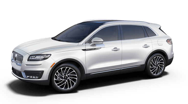 New 2019 Lincoln Nautilus Reserve SUV in Alliance OH